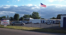 Red Bluff Self Storage Facility
