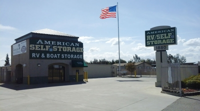 Stockton Self Storage Facility