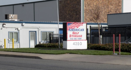 North Highlands Self Storage Facility