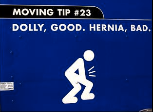 Moving tip 23