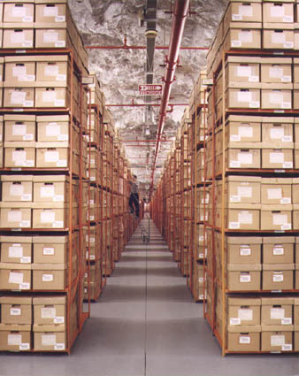 business records storage