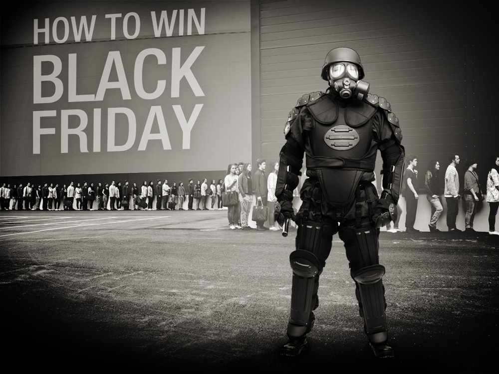 how to win black friday