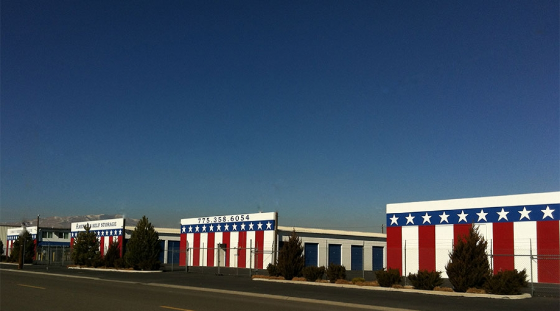 Sparks NV Self Storage Facility & Sparks Self Storage Facility | Rent Storage Units | American Self ...