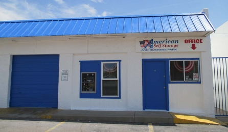 American Self Storage and Business Park